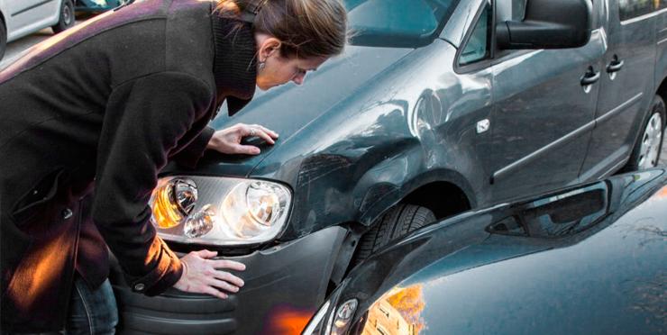 экспертиза авто после аварии